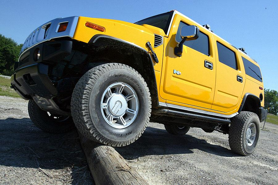 2006 Hummer H2 Photo 6 of 8