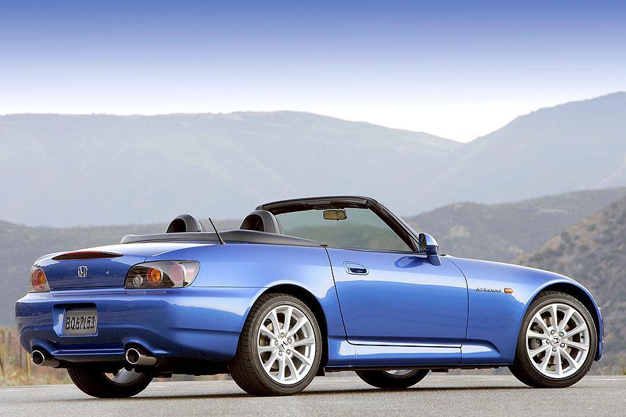 2006 Honda S2000 Overview Cars Com