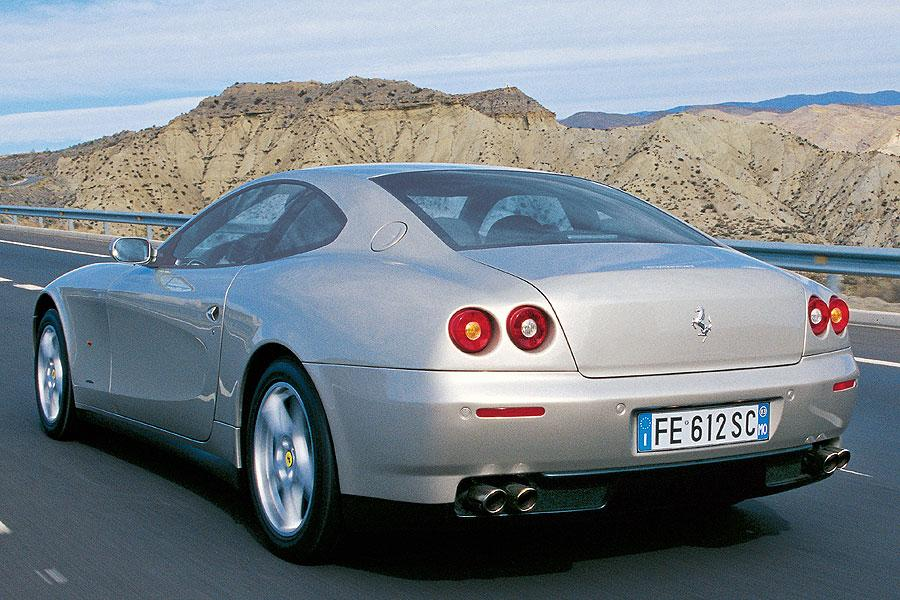 2006 Ferrari 612 Scaglietti Photo 2 of 9