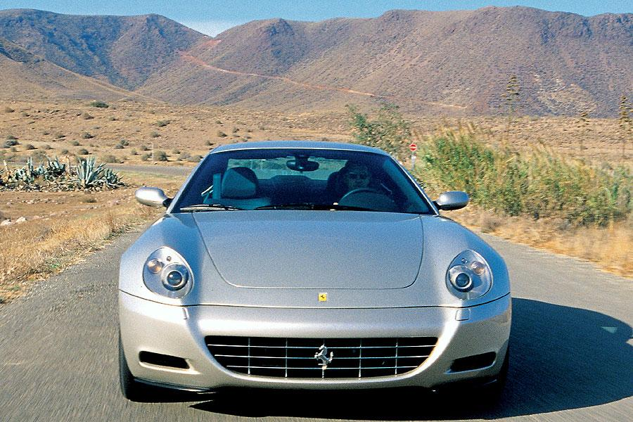 2006 Ferrari 612 Scaglietti Photo 3 of 9