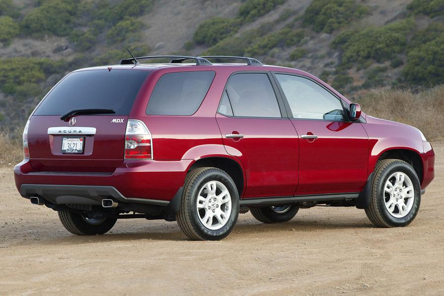 2006 Acura MDX Photo 3 of 10