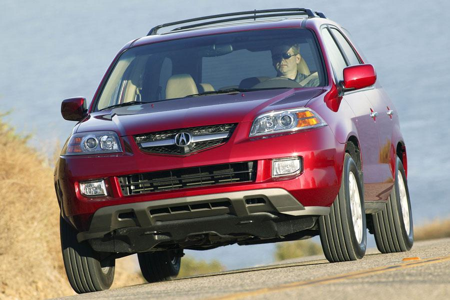 2006 Acura MDX Photo 4 of 10