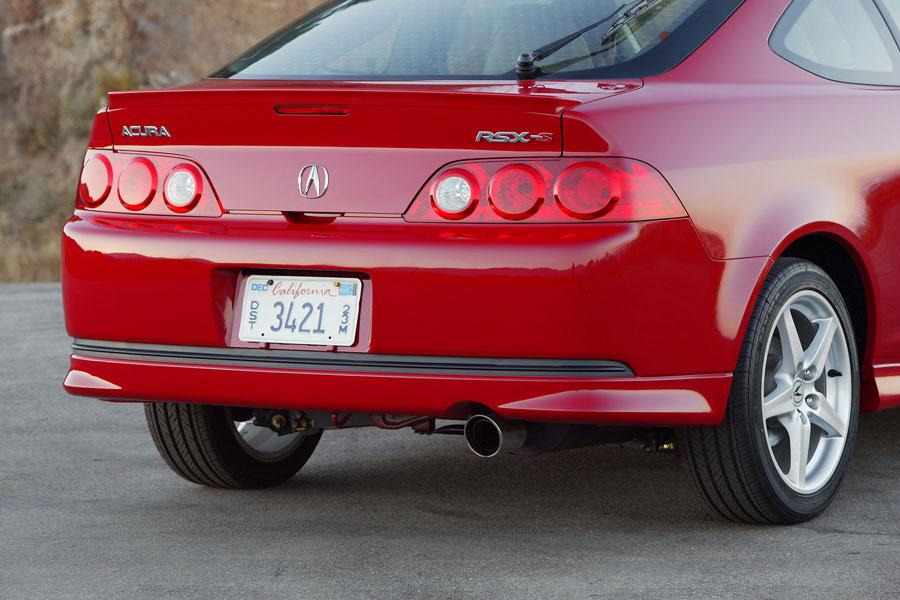Honda Civic Coupe For Sale >> Acura RSX Coupe Models, Price, Specs, Reviews | Cars.com