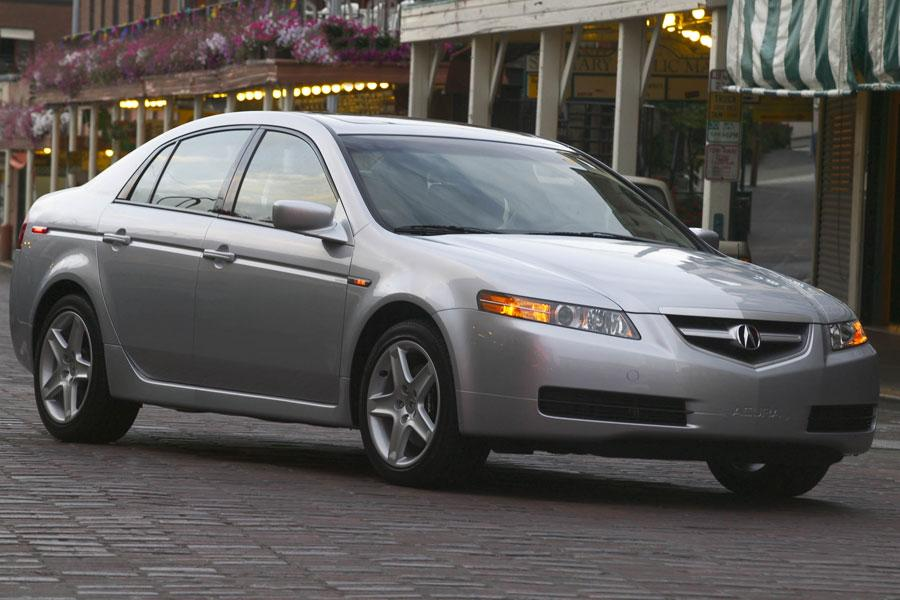 2006 Acura TL Overview | Cars.com