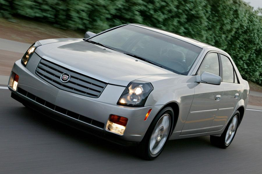 2006 cadillac cts reviews specs and prices. Black Bedroom Furniture Sets. Home Design Ideas