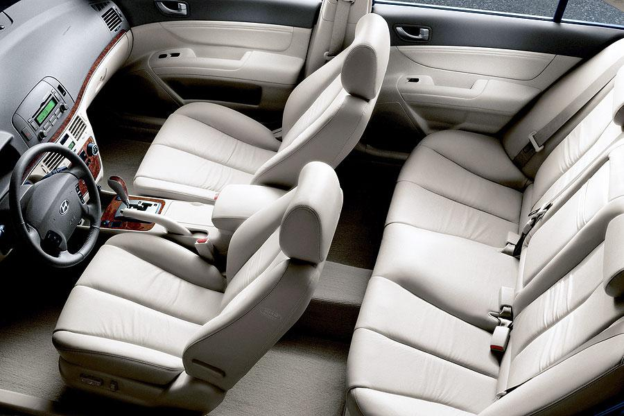 2007 Hyundai Sonata Photo 4 of 5