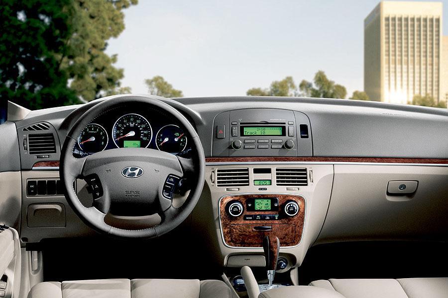 2007 Hyundai Sonata Photo 5 of 5