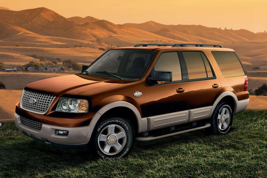 2006 Ford Expedition Photo 3 of 10