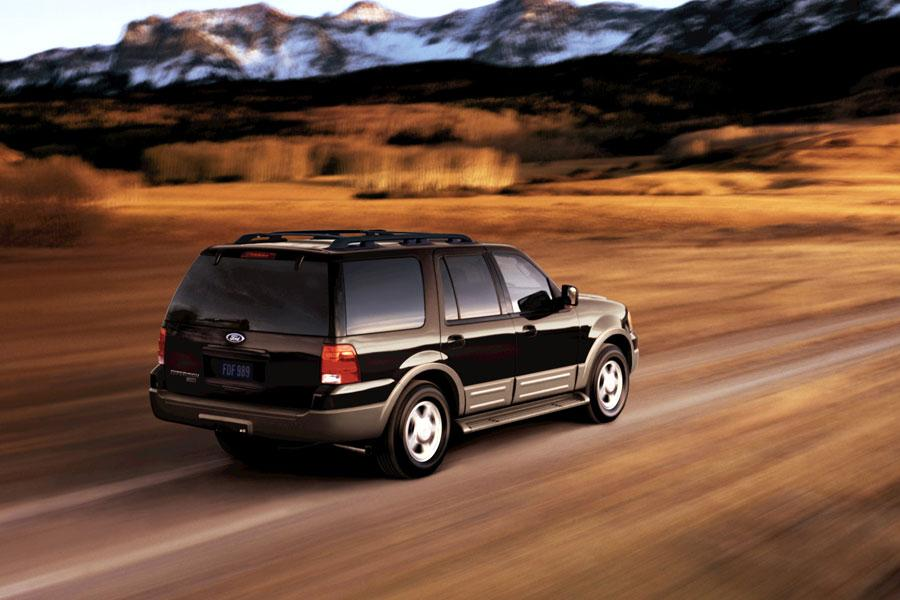 2006 Ford Expedition Photo 4 of 10