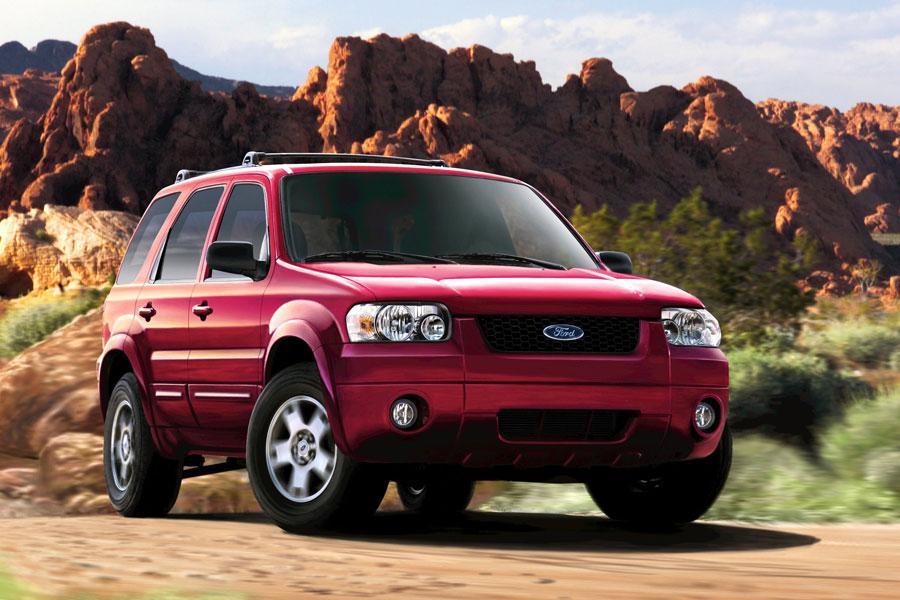 2006 Ford Escape Reviews Specs And Prices Cars Com