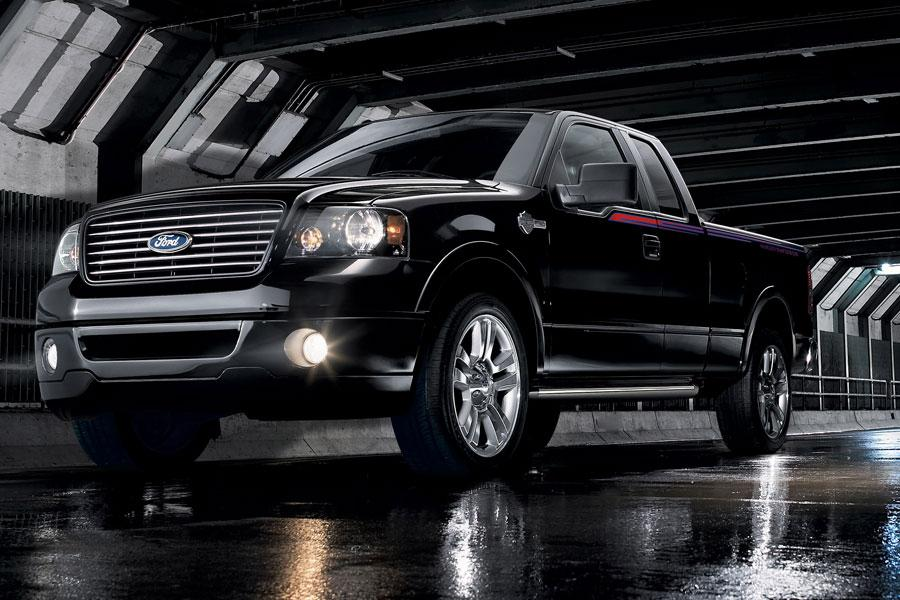 2006 Ford F150 Reviews Specs And Prices Cars Com