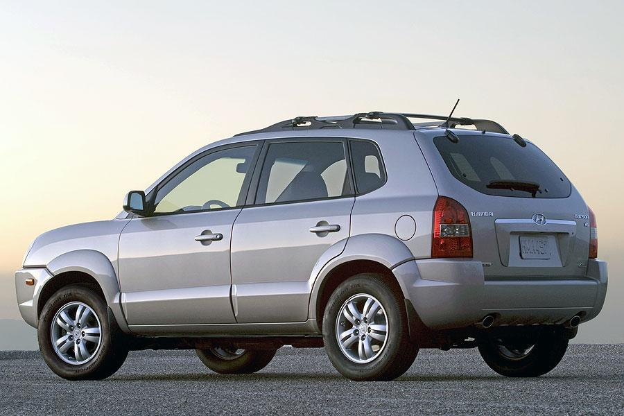 2007 Hyundai Tucson Reviews Specs And Prices Cars Com