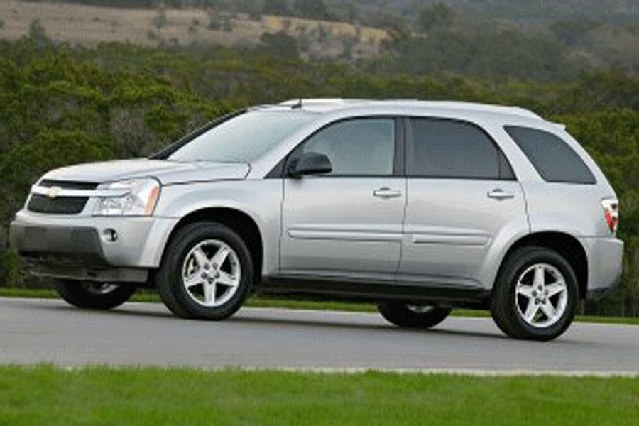 2006 Chevrolet Equinox Photo 3 of 8