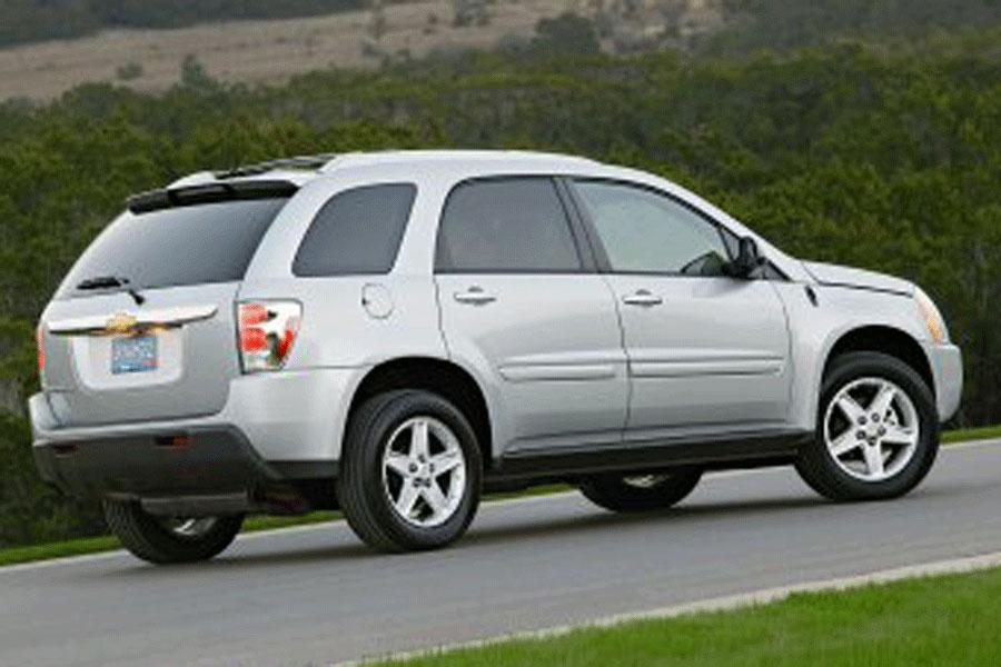 2006 chevrolet equinox overview. Black Bedroom Furniture Sets. Home Design Ideas