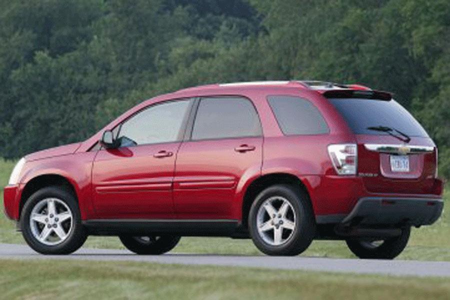 2006 Chevrolet Equinox Photo 5 of 8