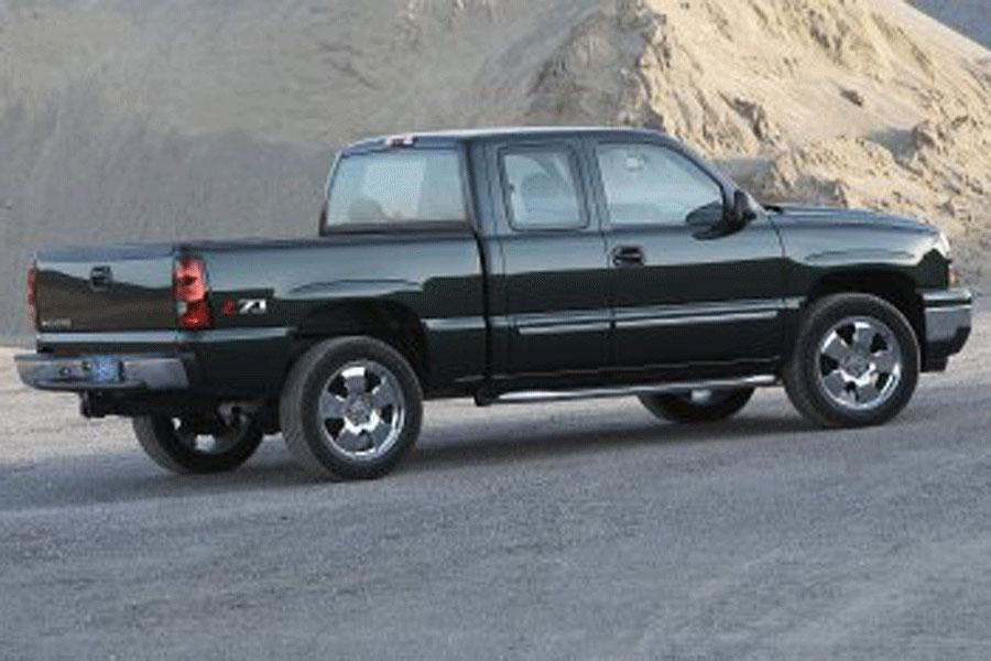 2006 Chevrolet Silverado 1500 Photo 6 of 9