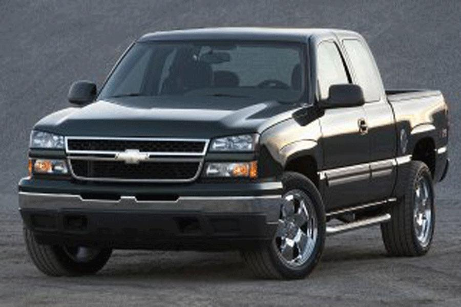 2006 Chevrolet Silverado 1500 Photo 1 of 9
