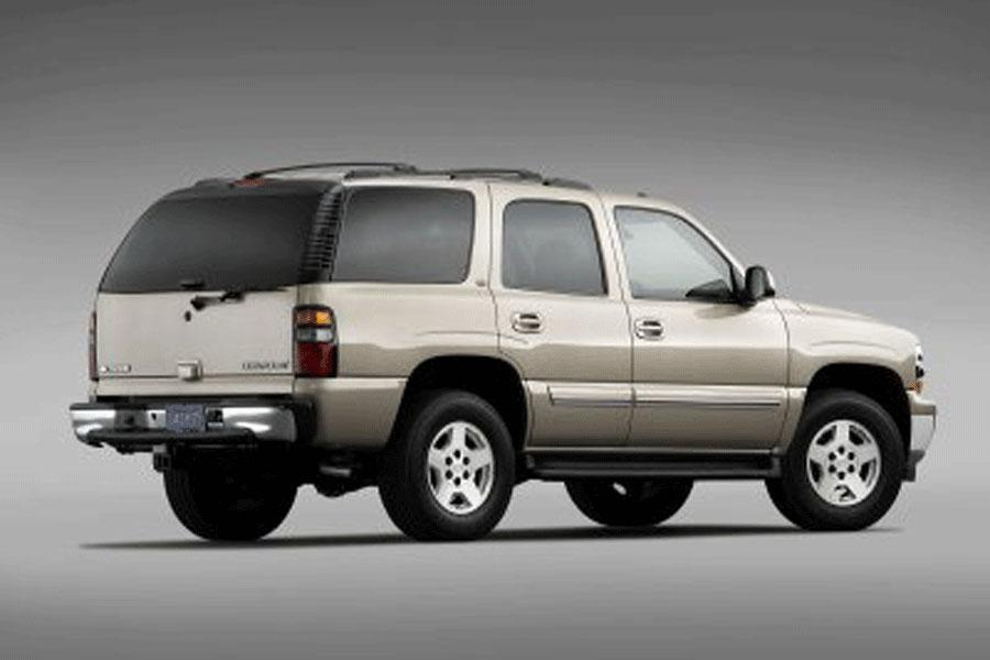 2006 Chevrolet Tahoe Overview | Cars.com