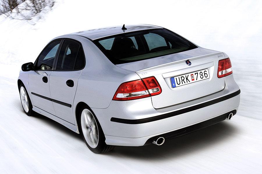 2007 Saab 9-3 Photo 3 of 10