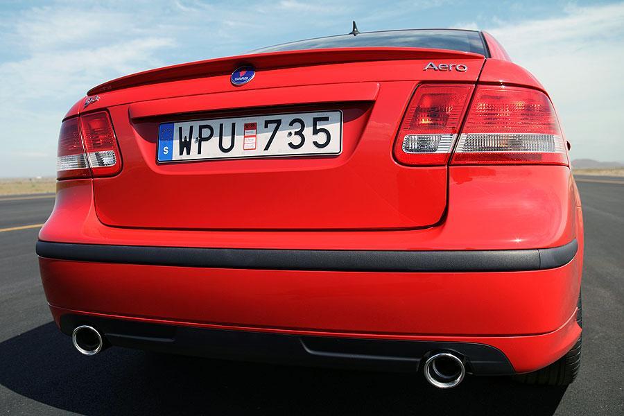 2007 Saab 9-3 Photo 4 of 10