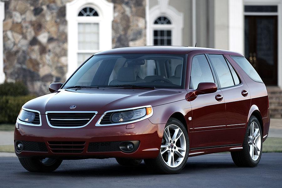 2007 Saab 9-5 Photo 1 of 4