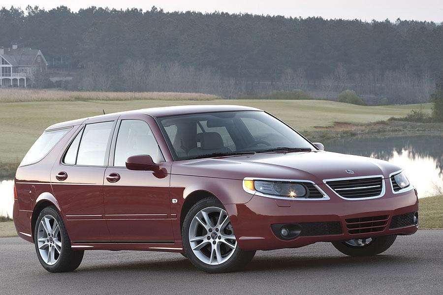 2007 Saab 9-5 Photo 2 of 4