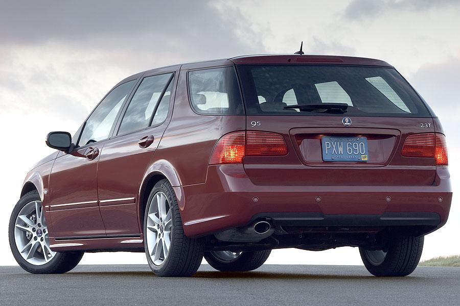 2007 Saab 9-5 Photo 3 of 4