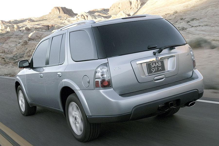 2007 Saab 9-7X Photo 2 of 4