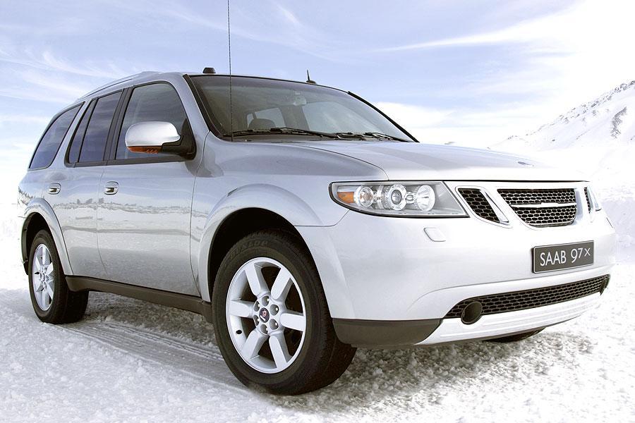 2007 Saab 9-7X Photo 3 of 4