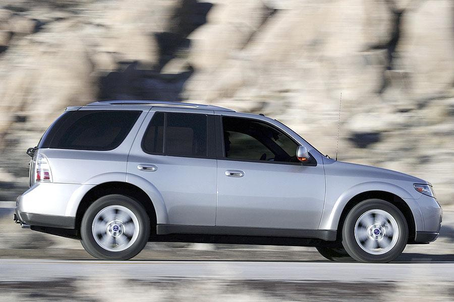 2007 Saab 9-7X Photo 1 of 4