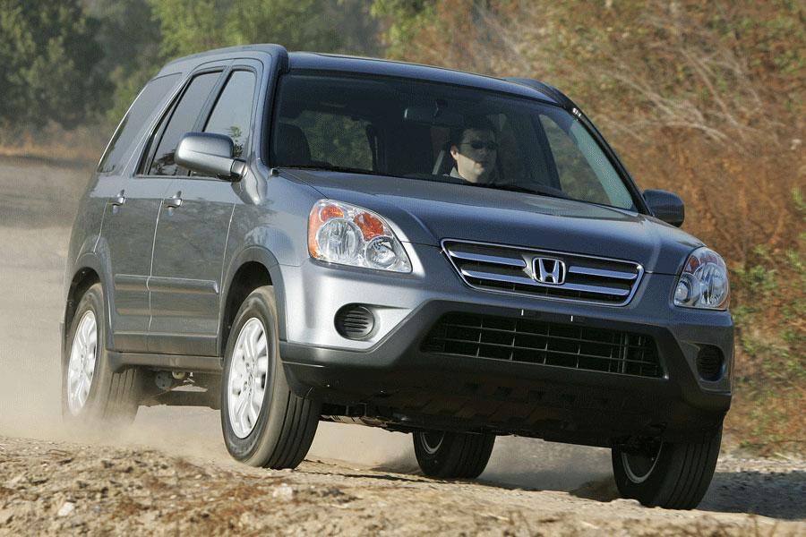 2006 Honda CR-V Photo 3 of 10