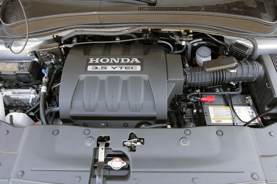 2006 Honda Pilot Photo 4 of 9