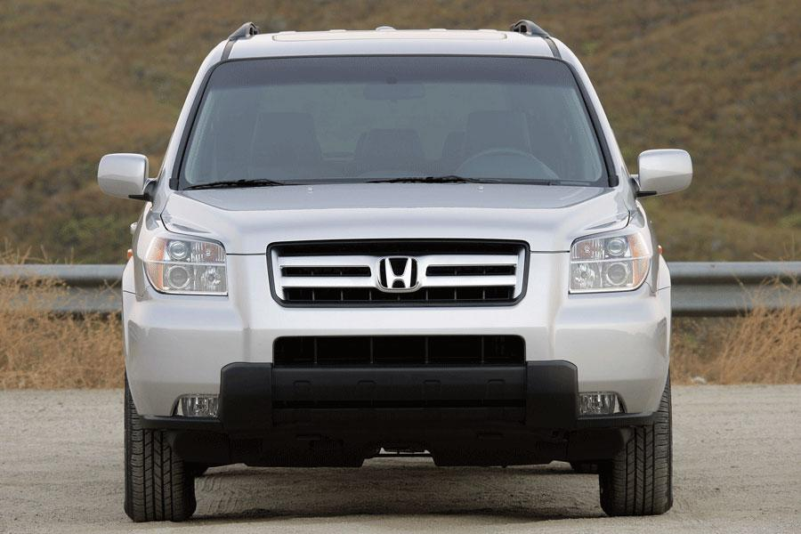 2006 honda pilot overview. Black Bedroom Furniture Sets. Home Design Ideas