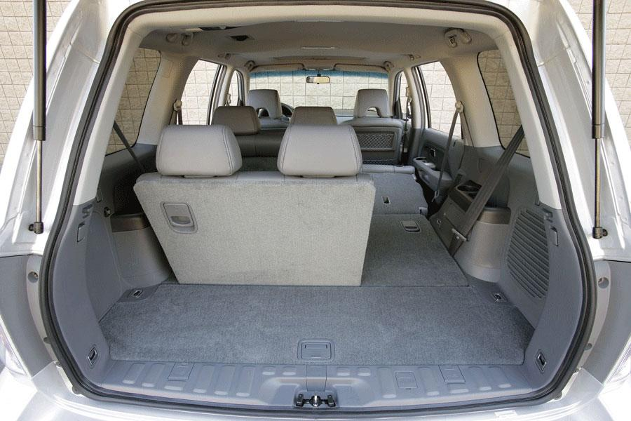 2006 Honda Pilot Specs Pictures Trims Colors Cars Com