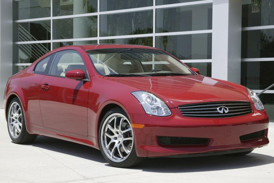 2006 Infiniti G35 Overview Cars Com