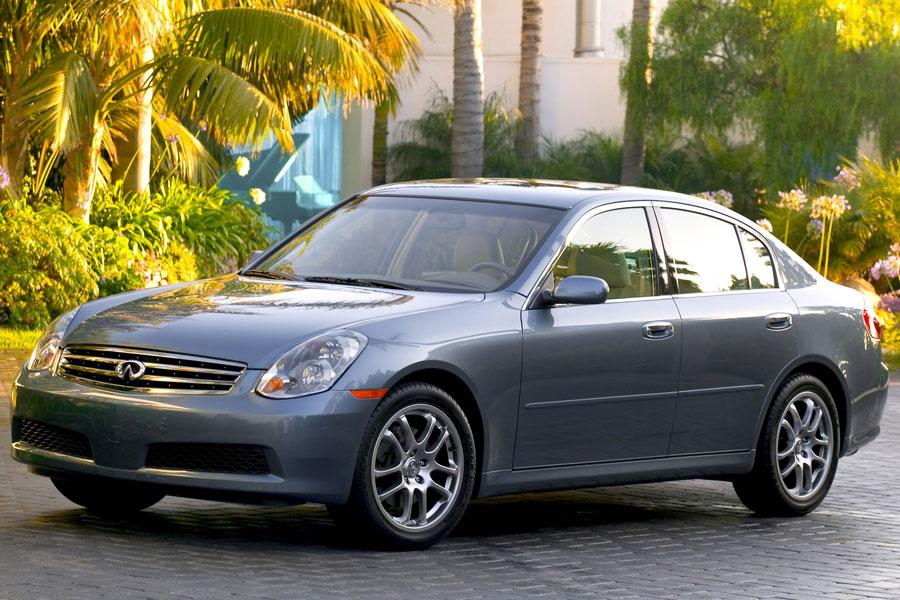 2006 infiniti g35 reviews specs and prices. Black Bedroom Furniture Sets. Home Design Ideas