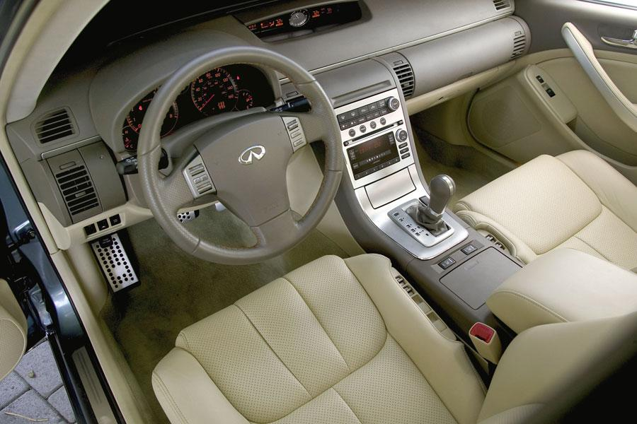 2006 Infiniti G35 Reviews Specs And Prices