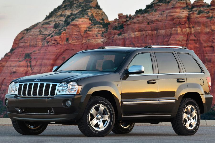2006 Jeep Grand Cherokee Overview Cars Com