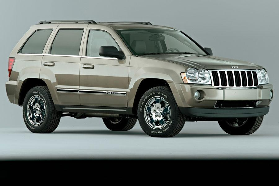 2008 Jeep Grand Cherokee Laredo >> 2006 Jeep Grand Cherokee Reviews, Specs and Prices | Cars.com