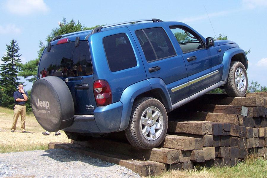 Jeep Liberty Mpg >> 2006 Jeep Liberty Reviews, Specs and Prices | Cars.com