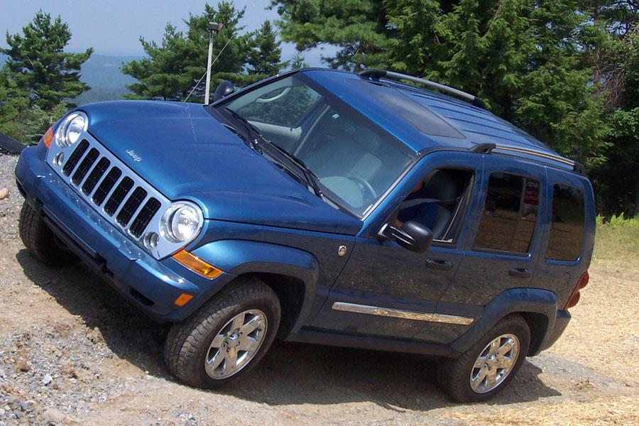 2006 Jeep Liberty Photo 3 of 8