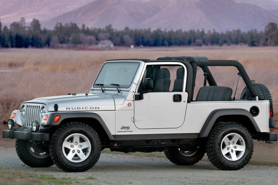 2006 Jeep Wrangler Photo 4 of 8
