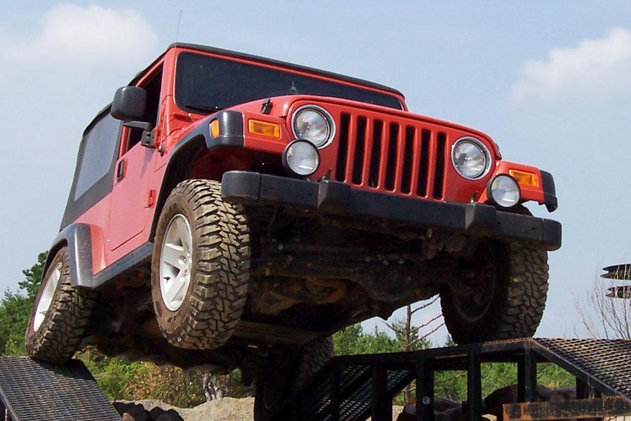 2006 Jeep Wrangler Photo 5 of 8