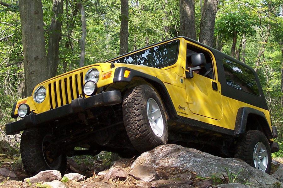 2006 Jeep Wrangler Photo 6 of 8
