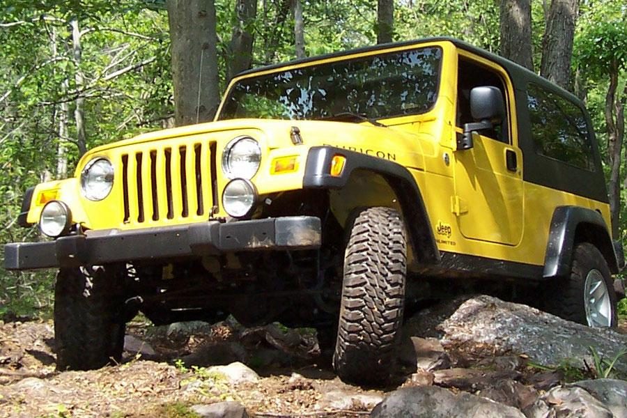 2006 jeep wrangler reviews specs and prices. Black Bedroom Furniture Sets. Home Design Ideas