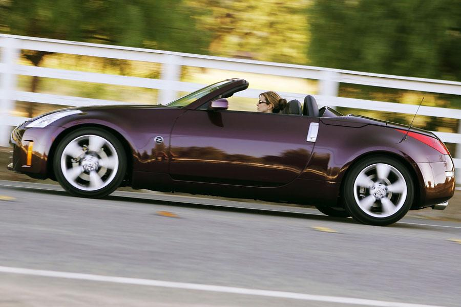 2006 Nissan 350Z Photo 4 of 8