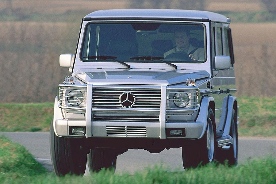 2007 Mercedes-Benz G-Class Photo 2 of 4