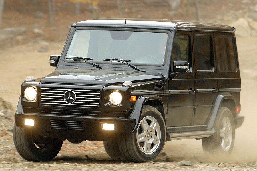 2007 Mercedes-Benz G-Class Photo 3 of 4