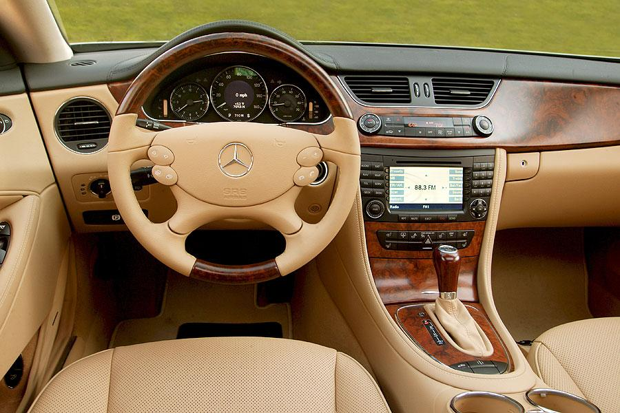 2007 Mercedes-Benz CLS-Class Photo 4 of 6