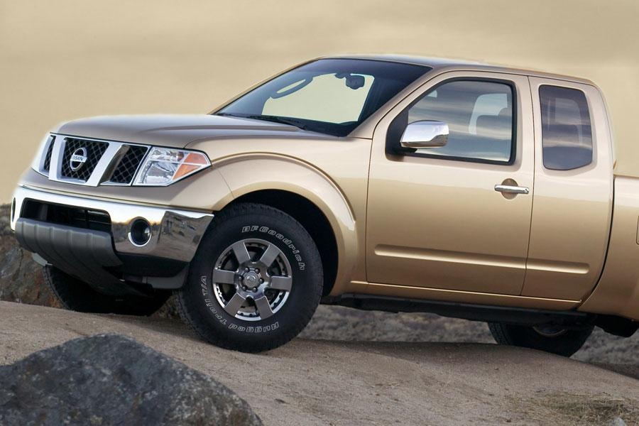 2006 Nissan Frontier Photo 2 of 8